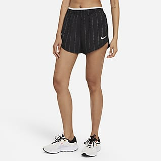 Nike Dri-FIT Tempo Luxe Icon Clash Løbeshorts til kvinder