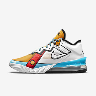 LeBron 18 Low Basketbalová bota