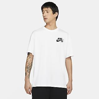 Nike SB Playera de skateboarding con logotipo