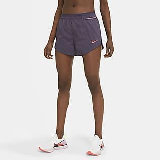 Nike Tempo Luxe Icon Clash Løpeshorts til dame