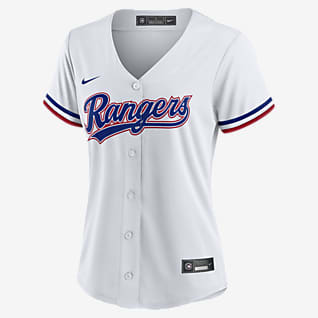 MLB Texas Rangers Women's Replica Baseball Jersey