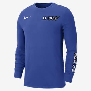 Nike College Dri-FIT (Duke) Men's Long-Sleeve T-Shirt