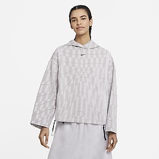 Nike Sportswear Tech Pack Γυναικεία μπλούζα με κουκούλα