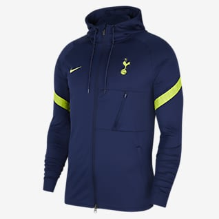 Tottenham Hotspur Strike Chamarra de entrenamiento de fútbol de tejido Knit Nike Dri-FIT para hombre