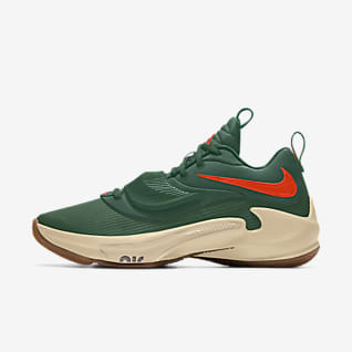 Nike Zoom Freak 3 By You Zapatillas de baloncesto personalizables