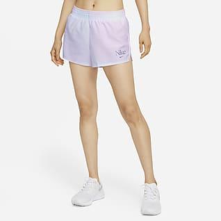 Nike Dri-FIT Femme 10K กางเกงวิ่งขาสั้นผู้หญิง