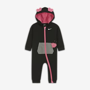 Nike Baby (0-9M) Full-Zip Coverall