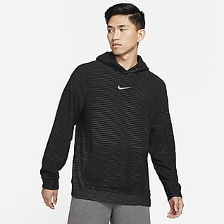 Nike Pro Therma-FIT ADV 男子套头训练连帽衫