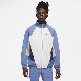 Nike Sportswear Heritage Windrunner Veste Polyknit pour Homme