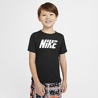 Nike Graphic Koszulka treningowa z krótkim rękawem dla dużych dzieci (chłopców)