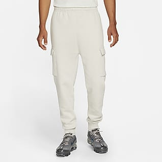 Nike Sportswear Pantalones cargo de tejido Fleece para hombre