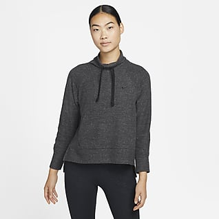 Nike Therma-FIT Women's Pullover Cowl Training Top