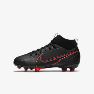 Nike Jr. Mercurial Superfly 7 Academy MG Kids' Multi-Ground Football Boot