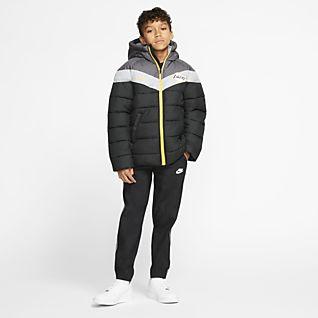 giacca nike bambino