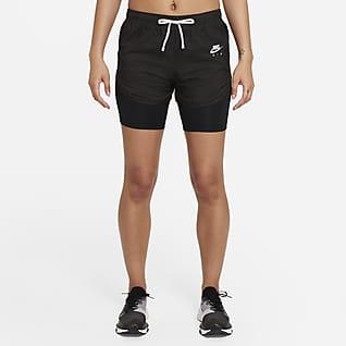 Nike Air Shorts de running 2 en 1 para mujer