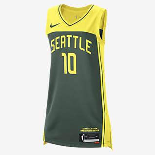 Sue Bird Storm Explorer Edition Nike Dri-FIT WNBA Victory Jersey