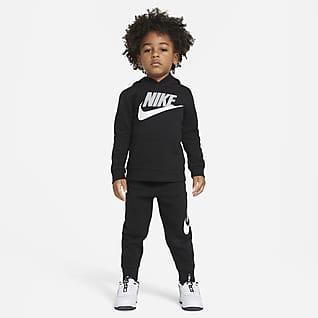 Nike Sportswear Club Fleece Souprava mikiny s kapucí a kalhot pro batolata
