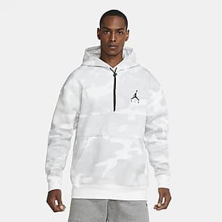 Heren Wit Hoodies en sweatshirts. Nike NL