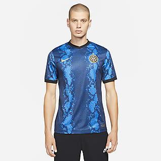 Primera equipación Stadium Inter de Milán 2021/22 Camiseta de fútbol Nike Dri-FIT - Hombre