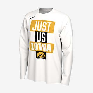 Nike College (Iowa) Men's Long-Sleeve T-Shirt