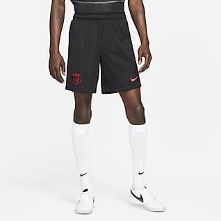 Paris Saint-Germain Stadium 2021/22 (wersja trzecia) Męskie spodenki piłkarskie Nike Dri-FIT