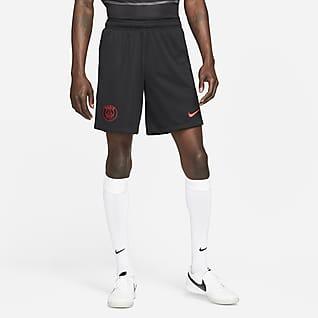 Paris Saint-Germain 2021/22 Stadium Third Nike Dri-FIT Fußballshorts für Herren