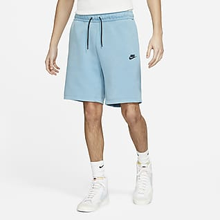 Nike Sportswear Tech Fleece Pantalons curts descolorits - Home