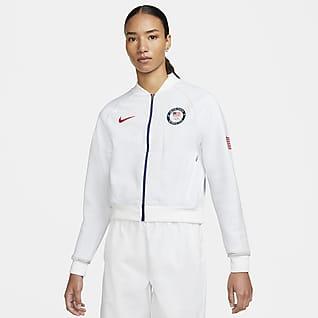 Nike Team USA Chamarra para mujer