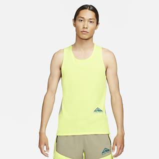 Nike Dri-FIT Rise 365 เสื้อกล้ามวิ่งเทรลผู้ชาย