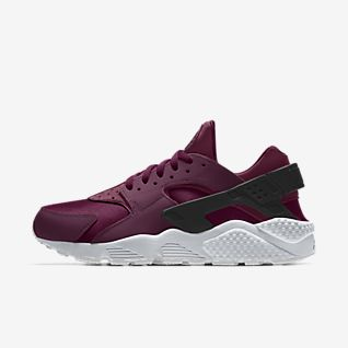 pink nike indoor soccer shoes, Nike Air Huarache Roshe Run