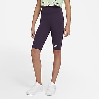 Nike Sportswear Big Kids' (Girls') Bike Shorts