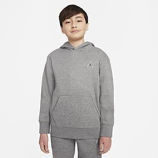 Jordan Μπλούζα με κουκούλα για μεγάλα αγόρια