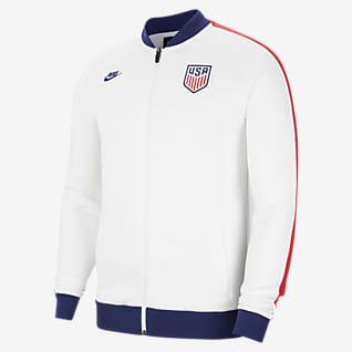 U.S. Men's Fleece Soccer Jacket