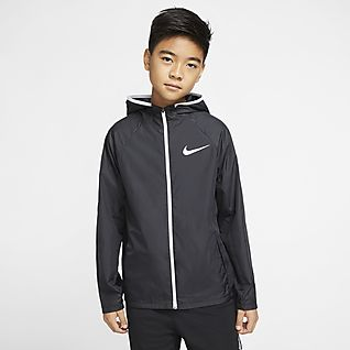 Nike Big Kids' (Boys') Woven Training Jacket