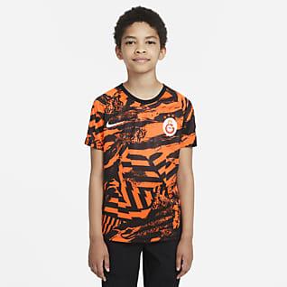 Galatasaray Camiseta de fútbol de manga corta para antes de los partidos - Niño/a