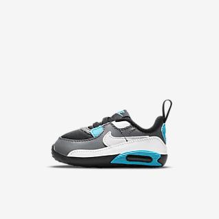 Nike Max 90 Crib Booties til babyer