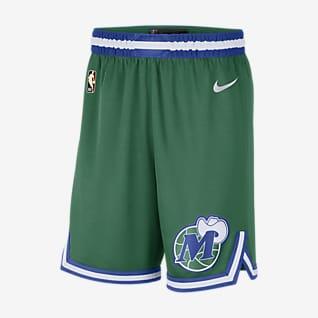Dallas Mavericks Classic Edition 2020 Men's Nike NBA Swingman Shorts