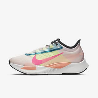 Nike Zoom Fly 3 Premium รองเท้าวิ่งผู้หญิง