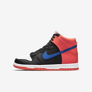 Nike Dunk High Big Kids' Shoes