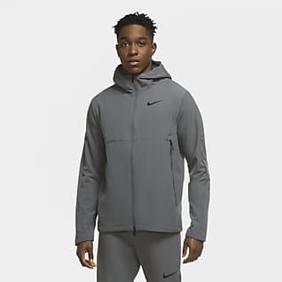 Nike Pánská tkaná tréninková bunda pro mrazivé dny