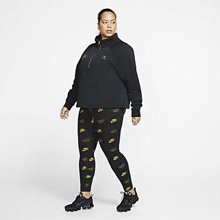 leggings nike donna nero