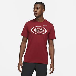 Tiger Woods Golf-T-shirt til mænd