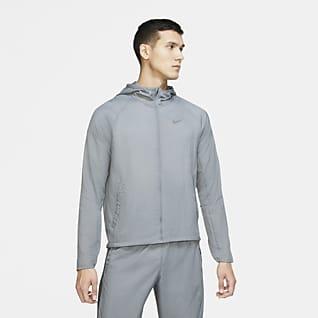Nike Essential Chamarra de running para hombre