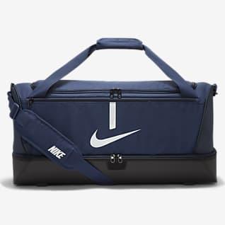 Nike Academy Team Τσάντα γυμναστηρίου για ποδόσφαιρο με σκληρή βάση (μέγεθος Large)