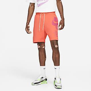 Nike Sportswear Shorts de French Terry para hombre