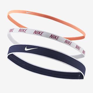 Nike Mixed Width 头带(3 条)