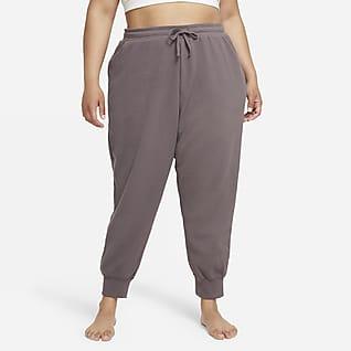 Nike Yoga Luxe Dri-FIT Joggers para mujer (talla grande)