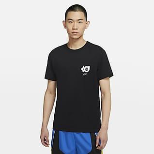 Nike Dri-FIT KD Logo เสื้อยืดบาสเก็ตบอลผู้ชาย