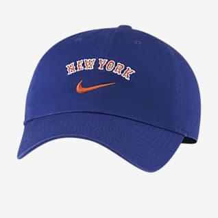 Nike Heritage86 Swoosh (MLB New York Mets) Adjustable Hat
