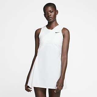 Maria Tennisklänning för kvinnor